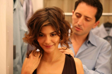 Gad Elmaleh and Audrey Tautou Star in Priceless. A young gold digger(Tautou)mistakenly woos a mild- mannered bartender (Elmaleh)thinking he's a wealthy suitor.