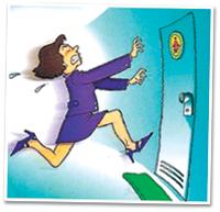 JANGAN biarkan masalah lemah kawalan kencing mengganggu kehidupan seharian anda
