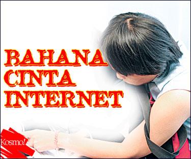LAM menunjukkan laporan polis berhubung penipuan melalui Internet di pejabat MCA